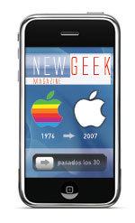 Número especial de NewGeek Magazine sobre Apple