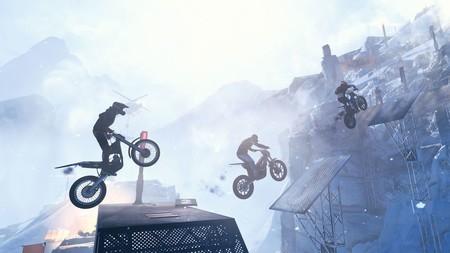Trials Rising afina su lanzamiento con una acrobacia mortal y fecha su beta cerrada [GC 2018]