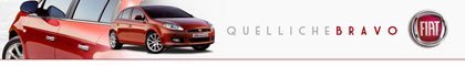 Quelli che Bravo, el nuevo blog de Fiat