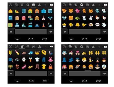 Instala los Emojis de KitKat en tu teléfono