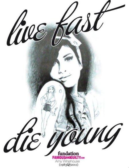 Recordamos a Amy Winehouse a través de 5 camisetas