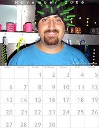 Crea tu calendario personalizado