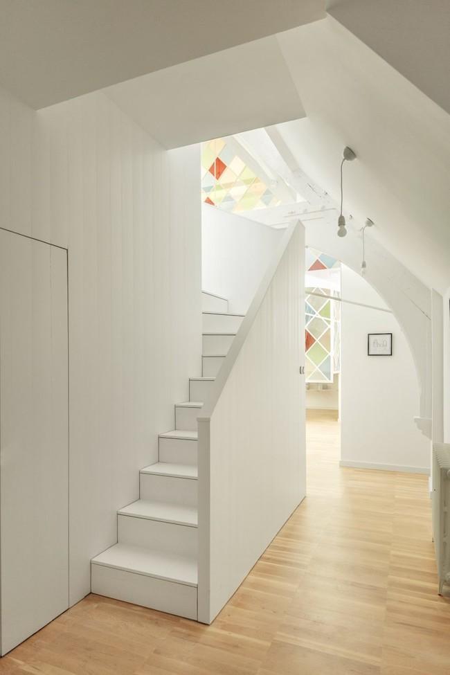 Replica House Studios Surman Weston Co Working Space Architects Office Architecture Islington London Uk Dezeen 2364 Col 8 852x1278