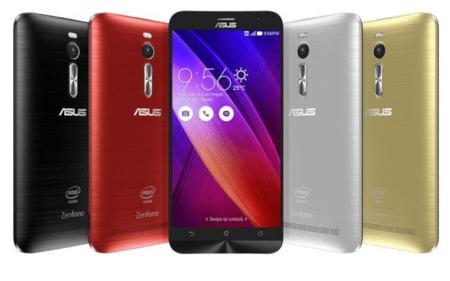 Al ASUS ZenFone 2 de 5,5 pulgadas pronto le acompañará su variante de 5 pulgadas