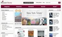 Sony abandona su tienda de libros electrónicos