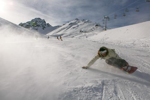 Es temporada de snowboarding: un entrenamiento en el gimnasio para sacarle todo el partido a la nieve