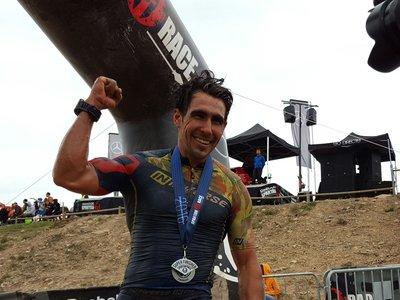 Albert Soley hace historia en la Spartan Race