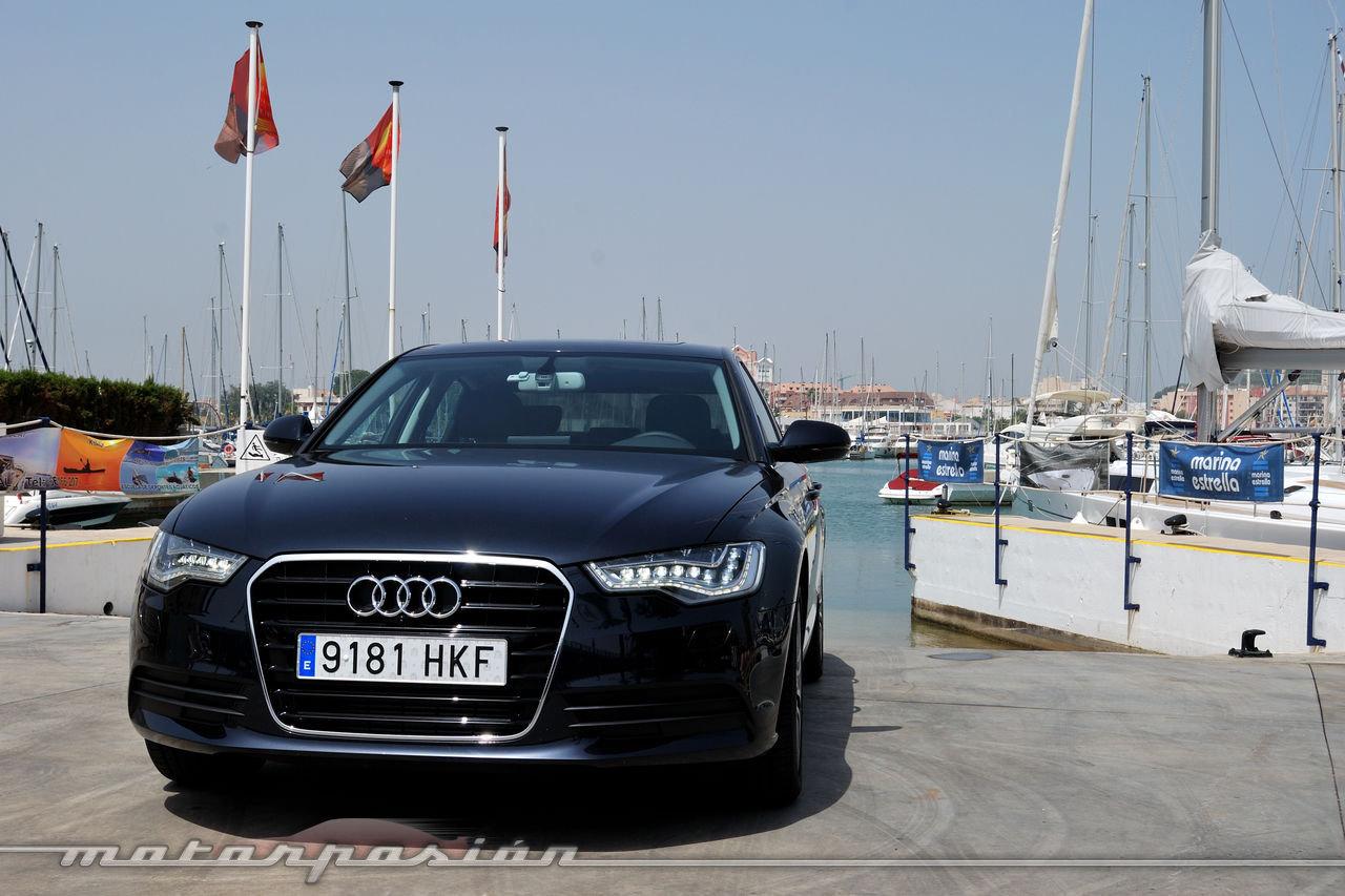 Foto de Audi A6 hybrid (prueba) (89/120)