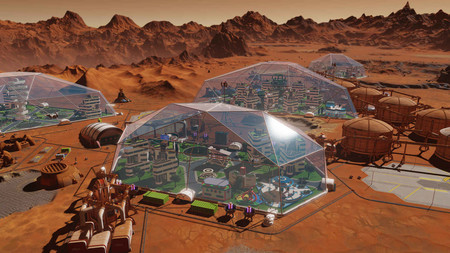 Surviving Mars se puede descargar gratis en la Epic Games Store. Los siguientes serán Observer y Alan Wake's: American Nightmare