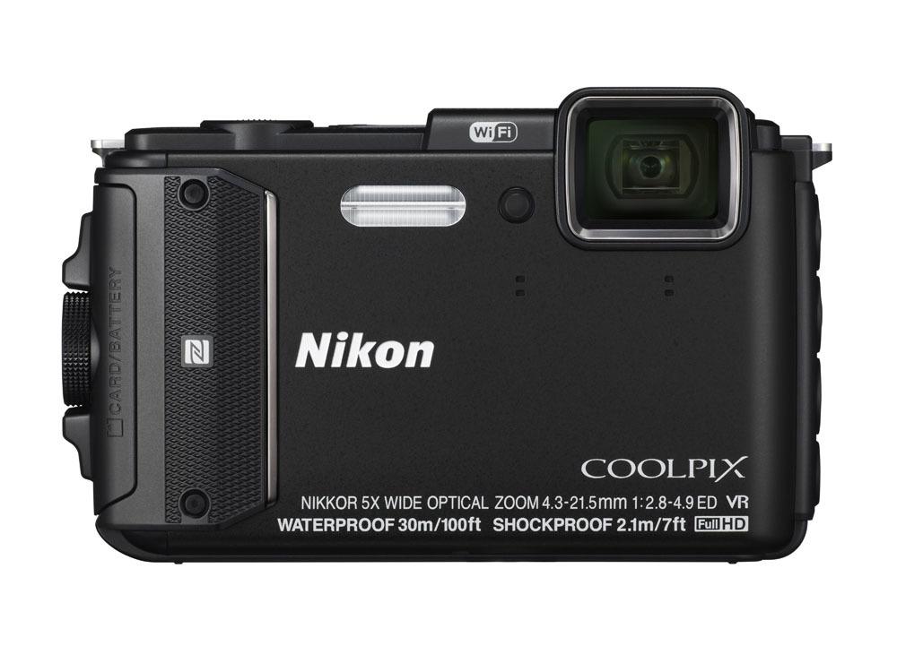 Foto de Nikon Coolpix AW130 y S33, renovación en la gama aventurera de Nikon (2/9)