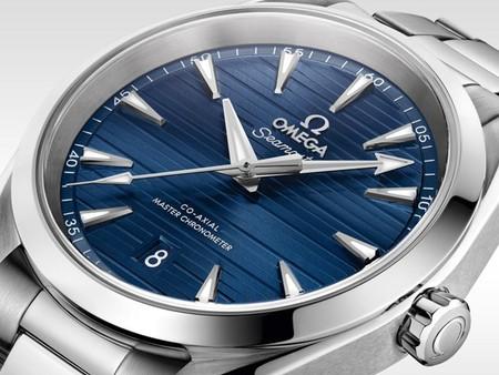 Seamaster Aqua Terra De Omega 04