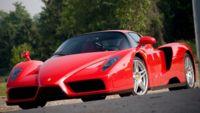 A subasta el Ferrari Enzo del Papa Juan Pablo II