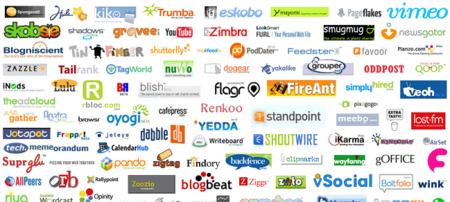 Las teleco se expanden fuera de la red, quieren los dispositivos y la web