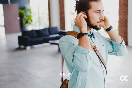 Helix El Wearable Para Llevar Tus Audifonos A Cualquier Lugar