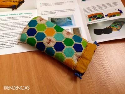 Probamos textilBox, la caja de costura creativa a domicilio con tutorial y telas originales