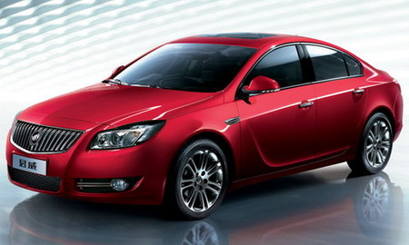 Buick Regal, el Opel Insignia para China