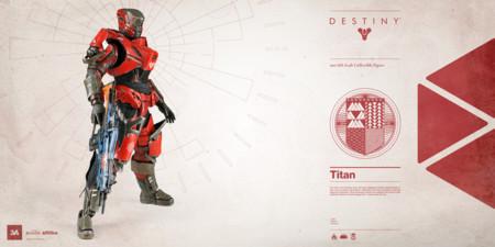 Destiny Titan Figura 4