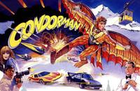 Cine en el salón: 'Condorman', con licencia para aburrir a las piedras