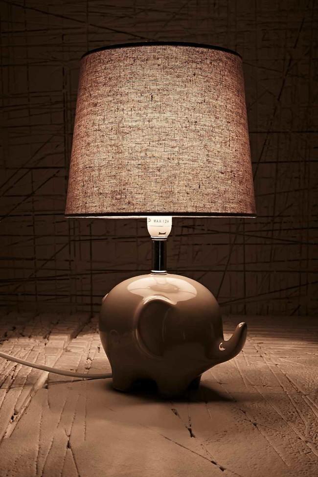 lampara elefante