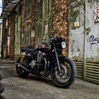 Yamaha XJR 1300 Iron Heart, yard built con estilo