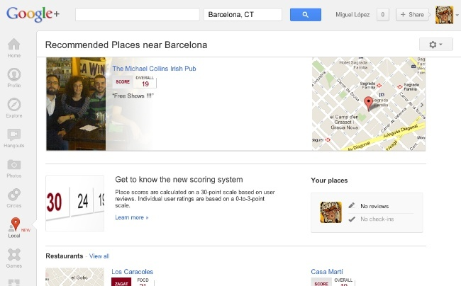 google local plus