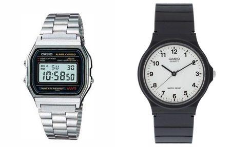 Regalos por menos de veinte euros - relojes