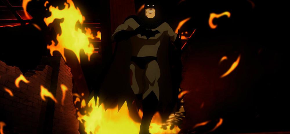 Batman Year One 2
