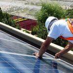 Las subvenciones a instalar placas solares en casa lleva a amortizaciones nunca vistas