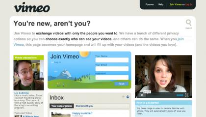 Rediseño de Vimeo, el oasis en la publicación de vídeos