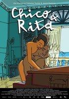 'Chico y Rita', cartel y tráiler de la película de animación de Mariscal y Fernando Trueba