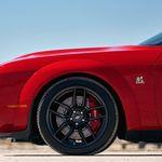 Dodge Challenger y Charger 2019 son llamados a revisión: están usando los rines incorrectos