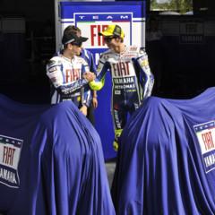 Foto 9 de 12 de la galería presentacion-del-equipo-fiat-yamaha-2010 en Motorpasion Moto