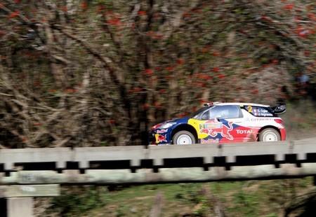 Todo lo que necesitas saber del Rally de Australia 2013