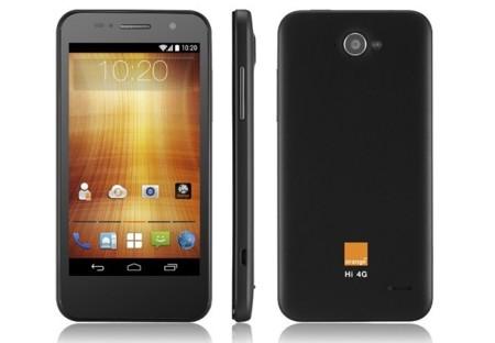 separation shoes e9fe9 2b3b3 Orange Hi, un nuevo smartphone de gama blanca para abaratar la entrada al 4G