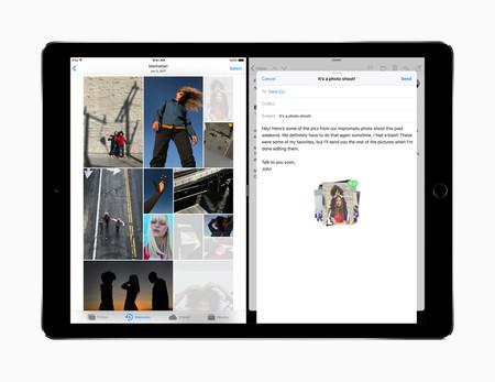iOS 11 iPad