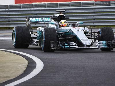 Presentado el W08 EQ Power+: con él Mercedes luchará por su cuarto Campeonato del Mundo consecutivo