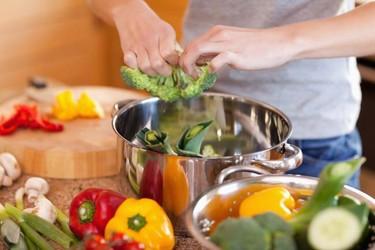 Claves para cocinar más sano este nuevo año