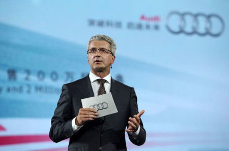 Audi demanda a Volkswagen por lo penal, para esclarecer el engaño de los NOx