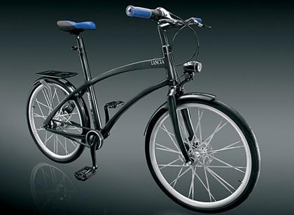 La primera bicicleta de Lancia