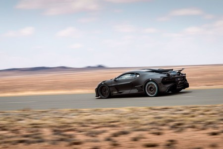 Bugatti Divo Prototype Testing 5