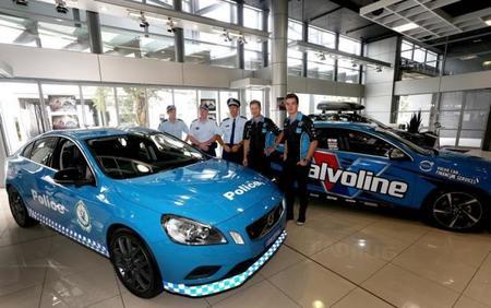 Un Volvo S60 Polestar para la policía australiana