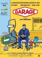 'Garage' de Lenny Abrahamson, poster y trailer
