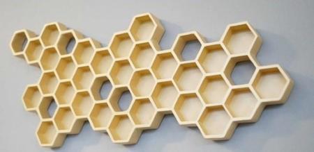 La adivinanza decorativa del viernes: abejas