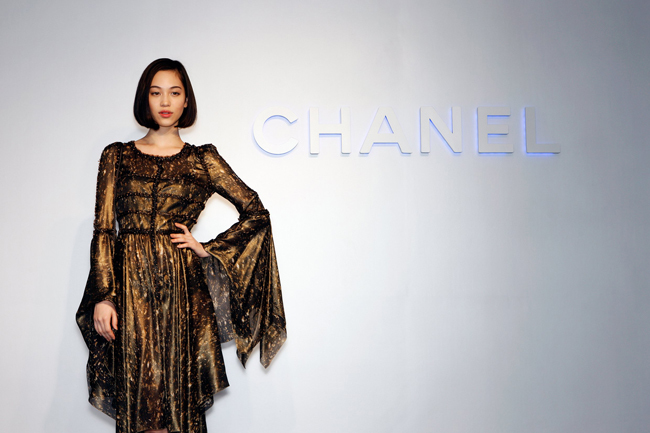 Foto de El desfile de Chanel: los invitados (8/32)