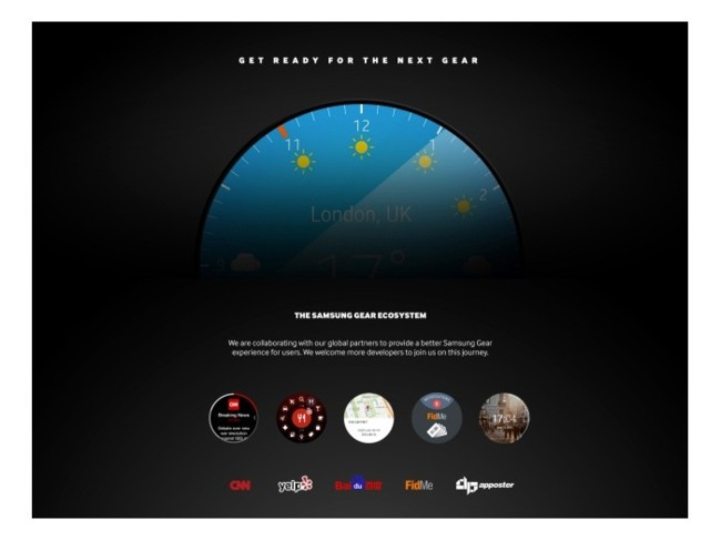 Samsung Gear Sdk Circle 3