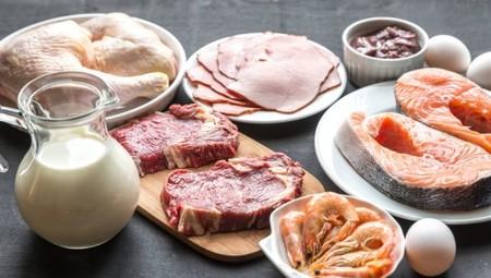 comidas ricas en proteinas y bajas en grasa