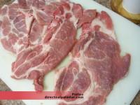 Cómo preparar y cortar carnes: el cerdo