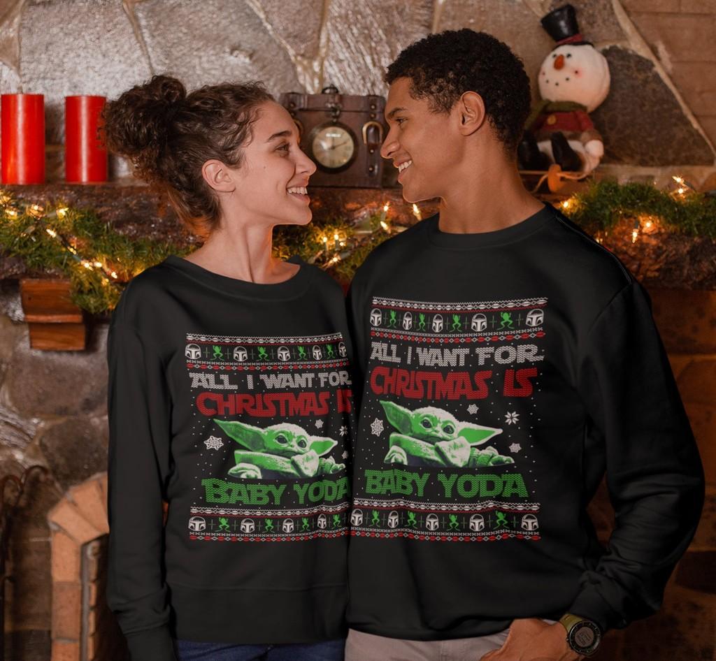 36 jerséis de Navidad con un toque geek para triunfar en las comidas familiares y cenas de empresa