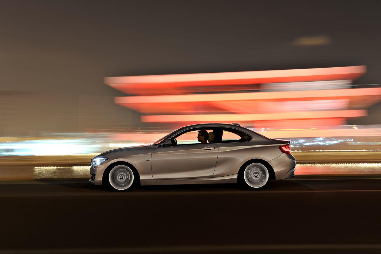 Foto de BMW Serie 2 Coupé (33/55)