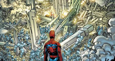 Spiderman Straczynski